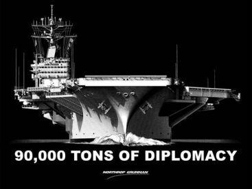 Aircraft Carrier diplomacy