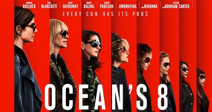 "Poster for ""Oceans 8"""