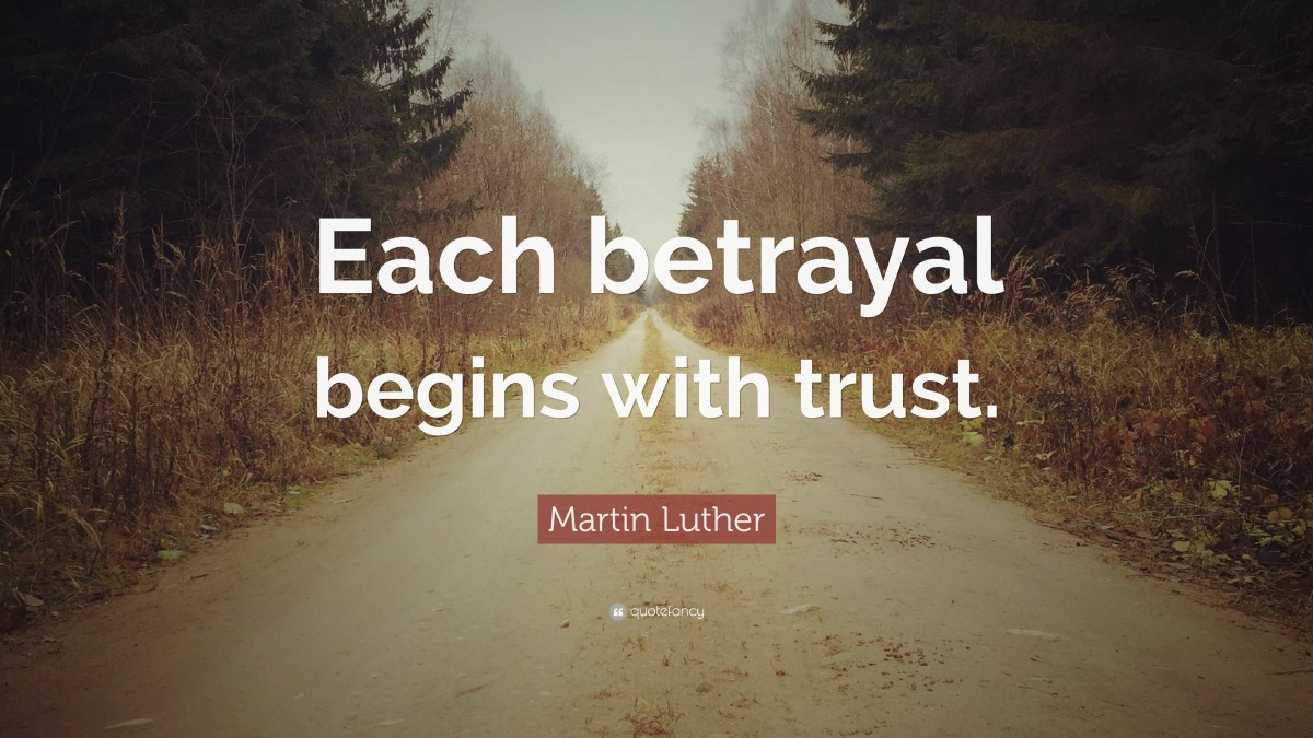 Father S Betrayal Quotes And Sayings: Democrats Betray Their Principles & Embrace The Deep State
