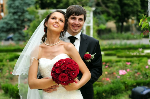 Bride and Groom - StockFreeImage-6060227
