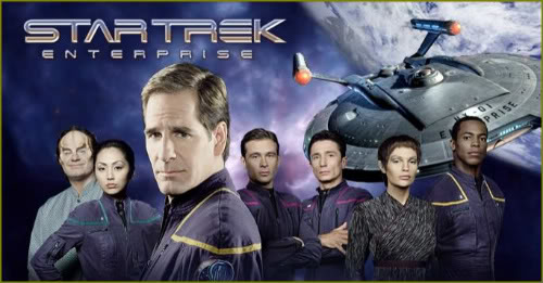 star trek enterprise was a mirror  we hated what we saw