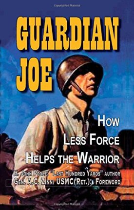 Guardian Joe: How Less Force Helps the Warrior