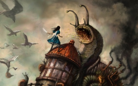 "From ""Alice - Madness Returns."""