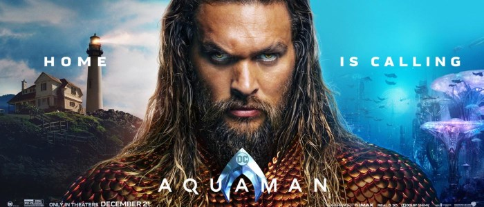 "Poster for ""Aquaman"" (2018)"