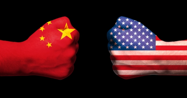 The US and China clashing - Dreamstime_113188035