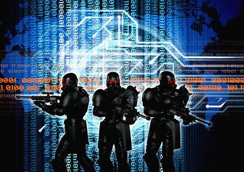 Cyber Warfare, the global war of the future.