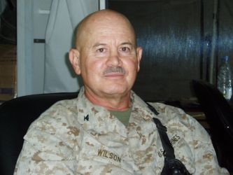G I Wilson (Colonel, USMC, retired)