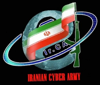 Poster of the Iranian Cyber Army