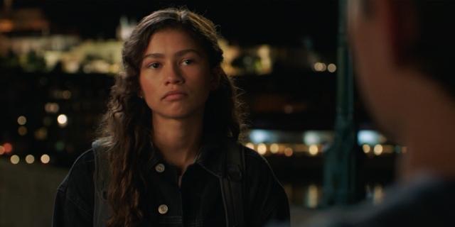 Zendaya as Mary Jane Watson.