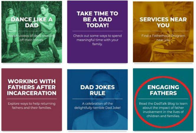 Fatherhood resources