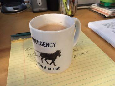 Kunster's cup of tea