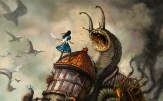 "From the ""The Art of Alice in Madness Returns"" by R. J. Berg"