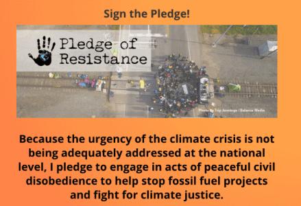 Pledge of Resistance
