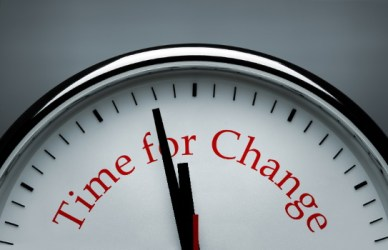Time for Change - Dreamstime-21994337