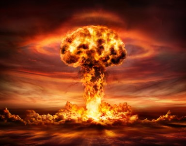 Nuclear Bomb Explosion - Dreamstime-116201527