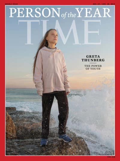 Greta Thunberg: Time Person of the Year