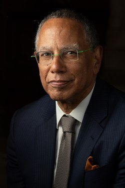 Dean Baquet at the 2018 Pulitzer Prizes