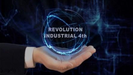 4th Industrial Revolution - Dreamstime-115705787