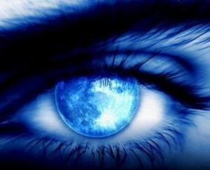 Blue eye visions