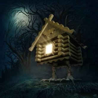 Baba Yaga's Home - Dreamstime-53068167