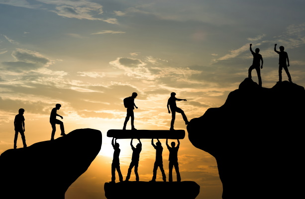 Teamwork - AdobeStock-255065360