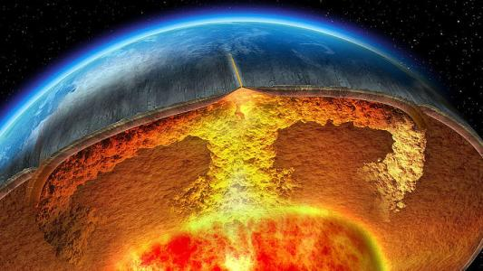 A super-volcano will erupt again.
