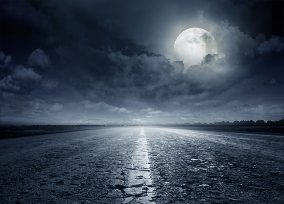 Road in Darkness.
