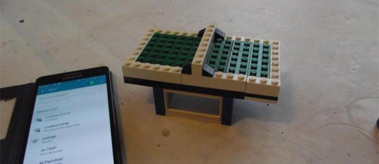 IoT-PONG-table