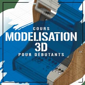 Cours modélisation 3D et impression 3D