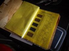 Buku Katalog Bahan Mesin Laser karya Divisi Operasional Volunteer FabLab Bandung