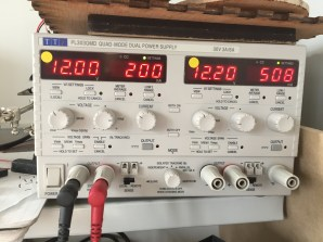 Power Supply (12V)