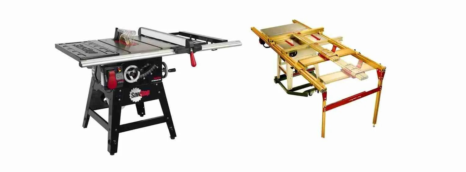 Sawstop Router Table Dust Collection