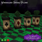 Wonderland-Topiary-Pillars