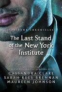 The Last Stand of the New York Institute Book Cover