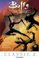 Buffy The Vampire Slayer: The Origin Book Cover
