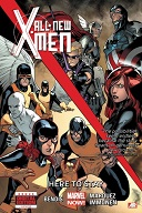 All-New X-Men Volume 2: Here to Stay Book Cover