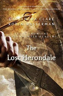 The Lost Herondale Book Cover
