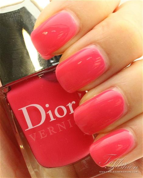 Acid Yellow Nail Polish: Dior Summer Mix 2012 Nail Polish Collection Review