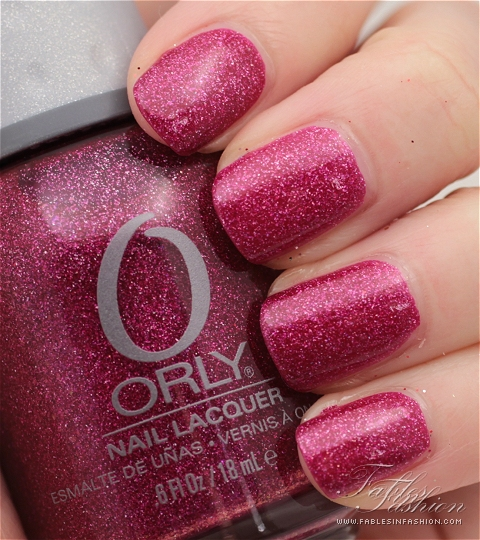 ORLY Naughty or Nice Holiday 2012