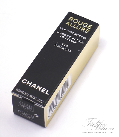 Chanel Rouge Allure - 114 Precieuse