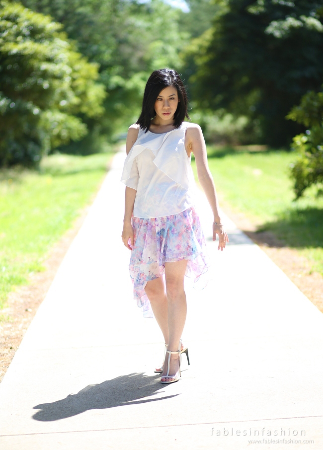 Outfit Fables in Fashion Celina Floral Float
