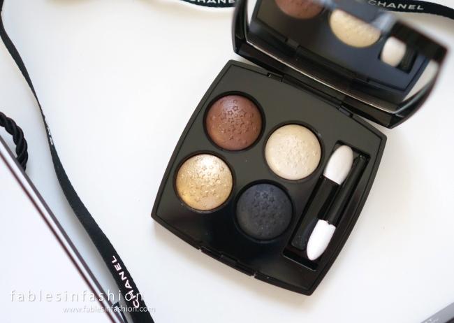 Chanel Rêve D'Orient Quadra Eyeshadow