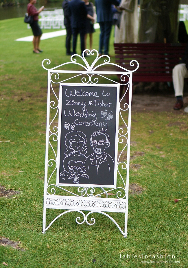 Botanical Garden Wedding Ceremony
