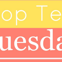 Top 10 Favorite Superheroes~Top Ten Tuesday #62
