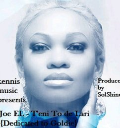 fab tribute listen to kennis music s joe el on teni to de lari his tribute to goldie [ 1200 x 1200 Pixel ]