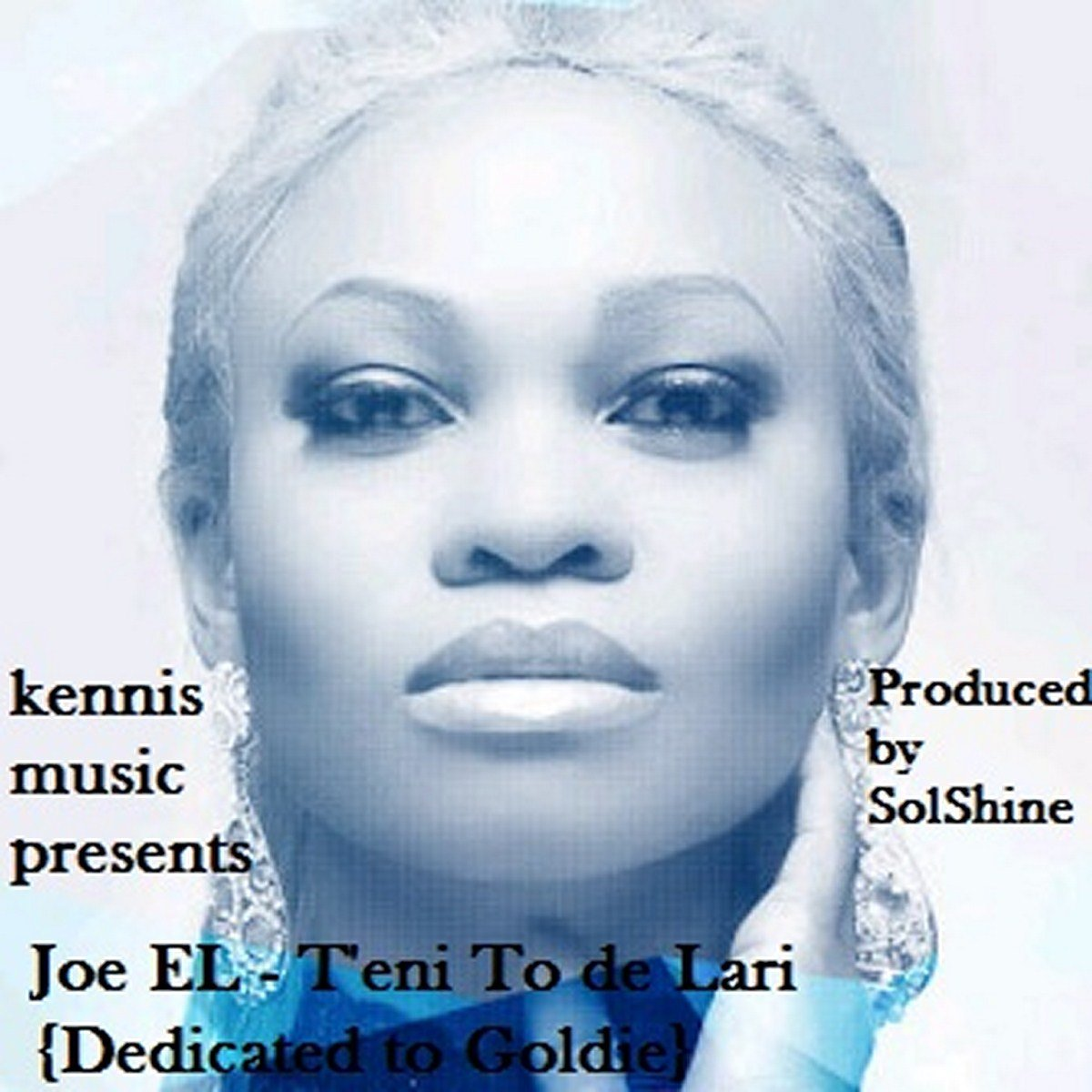 hight resolution of fab tribute listen to kennis music s joe el on teni to de lari his tribute to goldie