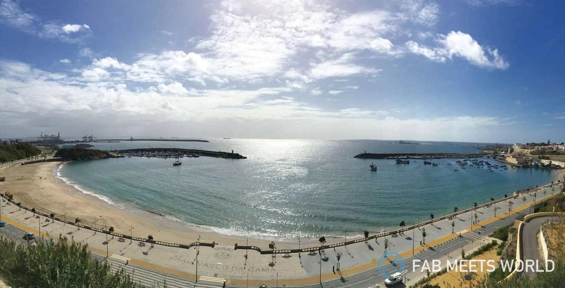 Sines-Portugal-panoramic-view-beach