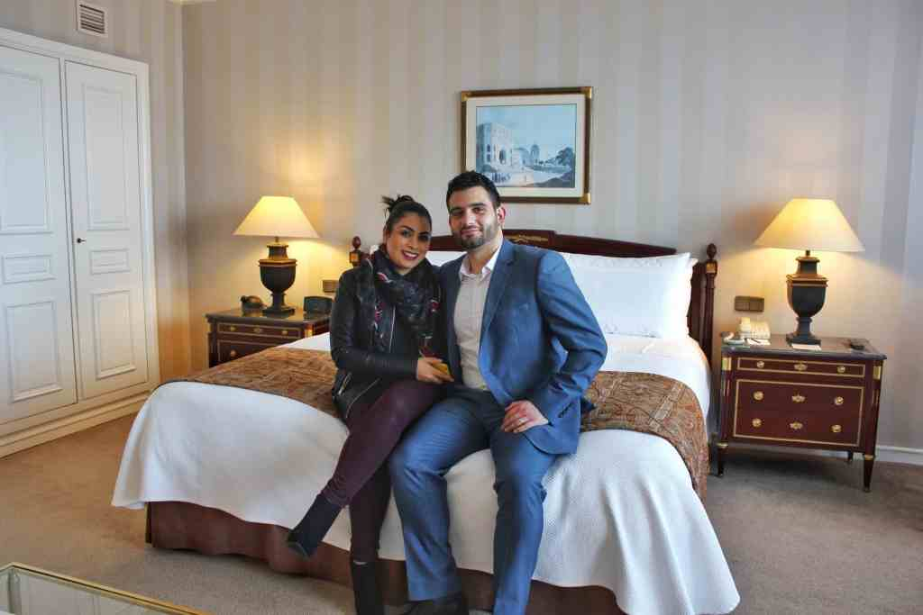 Tour of the Premier Room at Four Seasons Ritz Lisbon