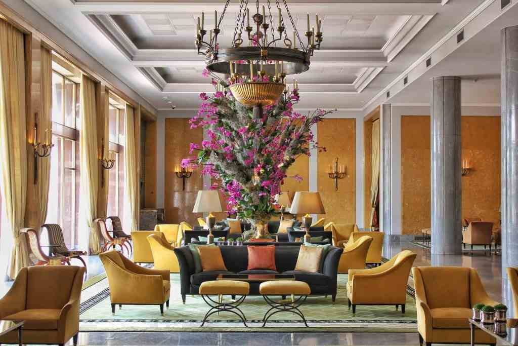 A romantic, luxury getaway at the Four Seasons Ritz Lisbon