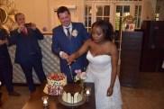 Murdering the cake